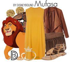 Mufasa by Disney Bound