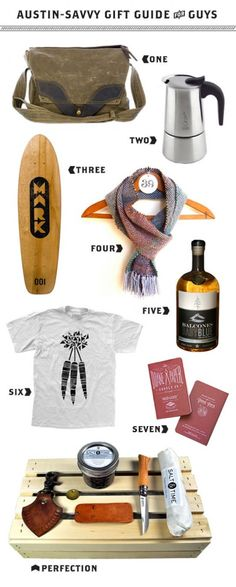 gifts for guys - atx Good Presents For Boyfriends, Gifts For Boys, Gifts For Him, Great Gifts, Guy Gifts, Holiday Wishes, Holiday Gifts, Christmas Gifts, Christmas Ideas
