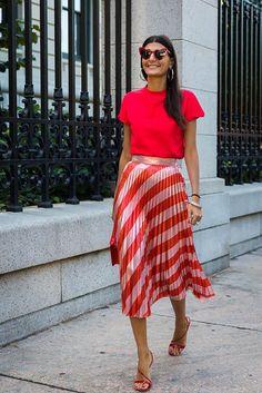 Style Fashion Tips Giovanna Battaglia.Style Fashion Tips Giovanna Battaglia Street Style Outfits, Street Style 2017, Mode Outfits, Fashion Outfits, Womens Fashion, Fashion Trends, Fashion Ideas, Unique Fashion, Feminine Fashion