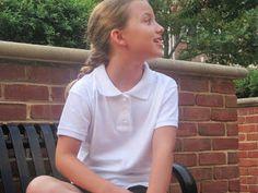 Uniform Mom: Classroom Brand Polo from Schoolbelles