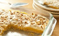 Pumpkin Pie Cheesecake with Pretzel Crust