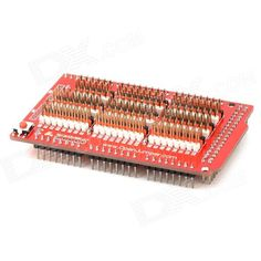 OPENJUMPER OJ-KZ008 MGEA2560 Expansion Board Module for Arduino - Red. Brand OPENJUMPER Model OJ-KZ008 Quantity 1 Color Red Material PCB Features Use OJ MGEA2560 sensor expansion board together w/ Arduino MEGA2560, allows you to connect to various modules Specification Each IO port has VCC and GND port, convenient to insert sensor; With individual IIC and SPI port; Power supply port: 3.3V, 5V, VIN, RST, GND pin; WIth reset button and power indicator Application A product for Arduino that…