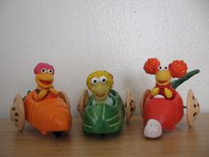 Vintage 1980s Fraggle Rock Happy Meal Toy by TheShopatPoohCorner, $6.00