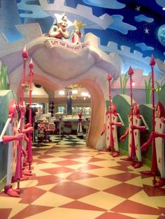 Check out 11 of the most bookish places on earth, including the Alice in Magic World Restaurant in Tokyo, Japan.