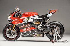 Chaz Davies' Ducati