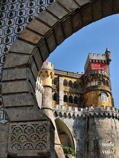 Palacio da Pena . #Sintra . #Portugal