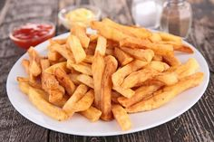 Forget Frying Them!! We've Got A New Way To Make French Fries!! These are made in tbe crock pot. Who knew?
