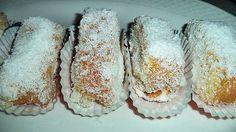 Greek Sweets, Greek Desserts, Greek Recipes, Macarons, Greece Food, Biscotti Cookies, Greek Cooking, Cupcakes, Sushi