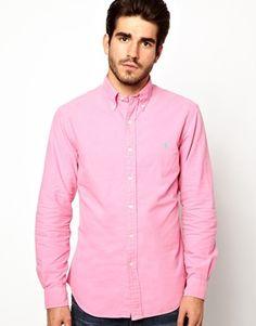 Polo Ralph Lauren Shirt in Oxford
