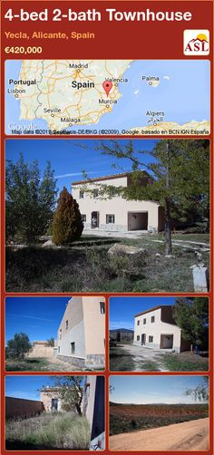 Townhouse for Sale in Yecla, Murcia, Spain with 6 bedrooms, 3 bathrooms - A Spanish Life Best Christmas Presents, A Christmas Story, Christmas Fun, Murcia, Valencia, The Bodega, Portugal, Alicante Spain, Ceiling Beams