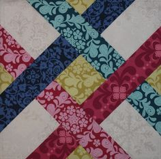 Interlocking blocks (1) - Sampaguita Quilts