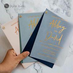 new arrival stunning gold foil vellum wedding invites with colorful shimmer backer SWPI107 #wedding#weddinginvitations#stylishwedd#stylishweddinvitations #vellumweddinginvitations