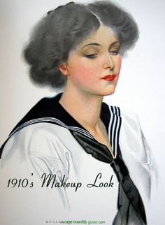 1910 Make-up