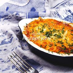 ▷ Podzimní musaka recept - Recepty.eu Musaka, Curry, Ethnic Recipes, Food, Curries, Essen, Meals, Yemek, Eten