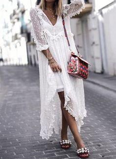 dcb0afaf27 Boutique de Chapeaux en ligne, vente de Chapeaux tendance pour femme -  Floryday Robe Bohemienne