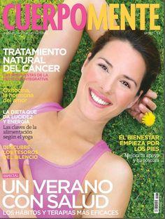 revista, cuerpomente, un verano con salud, tratamiento natural, cancer, ...
