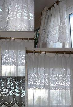 brise bise oies et carreaux vichy rideaux becquet a la. Black Bedroom Furniture Sets. Home Design Ideas