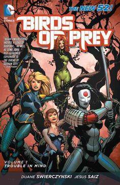 DC Comics Birds of Prey 1: Trouble in Mind