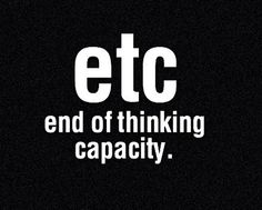 Etc. Ahhh, so that's what it means.