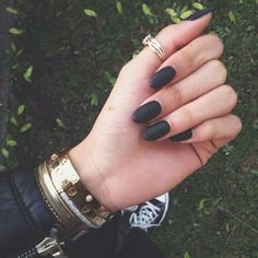 It is great for elongating the nails, and basically combines many of the best qualities of the square nail shape and the oval nail shape.