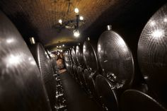 Tommasi Old Cellar Stainless Steel  #Valpolicella #Tommasiwine #Veneto #wine  www.tommasi.com