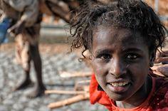 Firewood (Ethiopian Portrait V) by Nicole Cambré on 500px