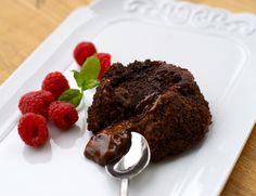 Sjokoladefondant – Berit Nordstrand