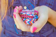 friendship bracelets | Tumblr