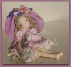 Dolci Bambole (Annalisa Zanca) - Lavender color