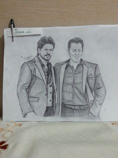 SRK & Salman Khan ART