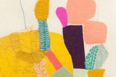 Mustard (detail) | Maxine Sutton