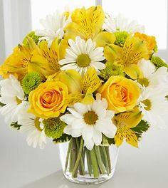 Yellow & White... Beautiful