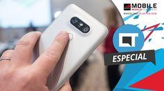 """LG G5: brincamos com o smartphone """"modular"""" da sul-coreana"""