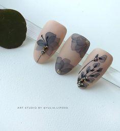80 ideas to create the best Halloween nail decoration - My Nails Cute Nail Art, Beautiful Nail Art, Aqua Nails, Water Color Nails, City Nails, Super Cute Nails, French Nail Art, Diy Nail Designs, Girls Nails