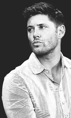 I would like to see the original of this <3 #JensenAckles #ThatMouth