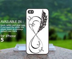 Infinity iPhone – iPhone 5 Case - Infinity Symbol  <3 !