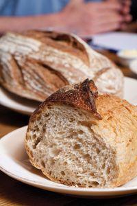 לחם שיפון | לחם שאור | הלחמים הטובים ביותר | על השולחן