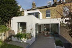 Agrandist Moderne De Maison Design