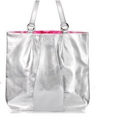 Clinique lovely silver tote bag by Clinique. $49.99. Clinique lovely tote bag