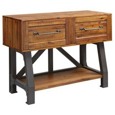 Shop for Ink and Ivy Lancaster Sideboard. Get free delivery at Overstock.com - Your Online Furniture Shop! Get 5% in rewards with Club O!