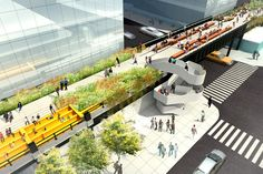 High Line Section 3 design unveiled « World Landscape Architecture – landscape architecture webzine