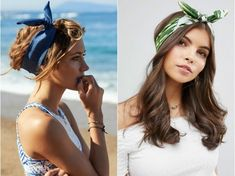 Hair Band, Girl Hairstyles, Headbands, Couture, Hair Styles, Inspirer, Beauty, List, Images