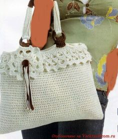 Pretty crochet purse ♥LCB-MRS♥ with diagram