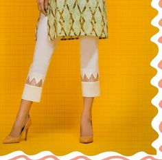 trousers pants – Gardening Tips Kurti Sleeves Design, Kurta Neck Design, Sleeves Designs For Dresses, Salwar Designs, Kurti Designs Party Wear, Blouse Designs, Mehndi Designs, Pakistani Fashion Casual, Pakistani Dress Design