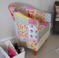 Quilt Fabric Delights Creative - QFD Creative - The Quilter's Chair