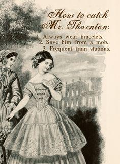 How to Catch Mr. Thornton by midenian-lostie on deviantART