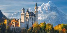Route romantique, virée en Allemagne par TomTom