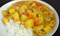 Curry Rice (카레라이스)