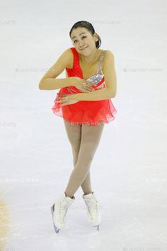 Mao Asada (JPN), NOVEMBER 2, 2012 - Figure Skating : .Mao Asada of Japan performs her Short Program during  ISU Grand Prix of Figure Skating 2011/2012 Cup of China 2012 at at Shanghai Oriental Sport Center, Shanghai, China..(Photo by Yusuke Nakanishi/AFLO SPORT) [1090] .
