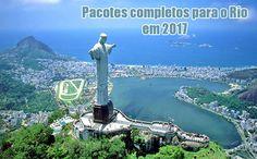 Pacotes completo para o Rio de Janeiro na CVC em 2017 #pacotes #riodejaneiro #cvc #promoção #2017 #viagens